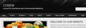 Council for Nutritional and Environmental Medicine